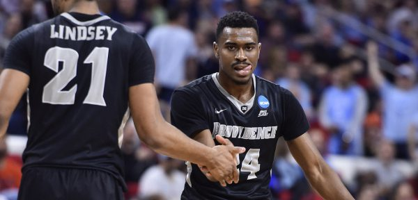 Providence's Kyron Cartwright Named to Bob Cousy Point Guard of the Year Award Watch List